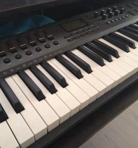 Midi клавиатура M-audio axiom 49 mk2