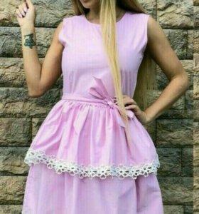 Красивое платье 42-46 р-р