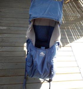 Санки зимние для малышей (складвааются)