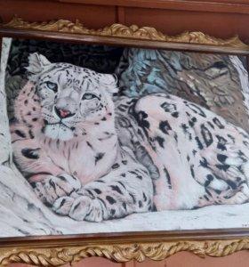 Картина ручной работы масляные краски