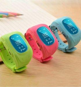 Q50 Смарт часы, Детские с GPS трекером