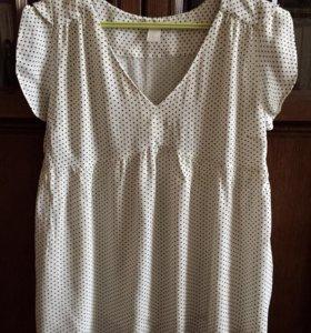 Новая блуза HM