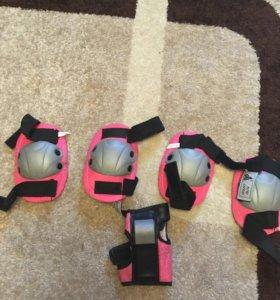 Защита на колени и логти