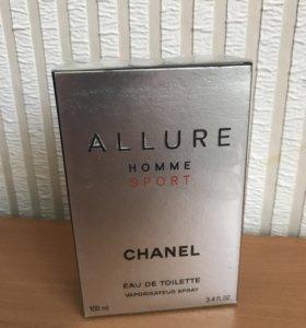 Chanel Allure Homme Sport, 100ml.