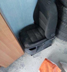 Кресло шкода октавия а5