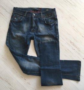 Джинсы мужские Оригинр 46+ пакет рубашек в подарок