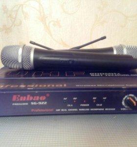 Микрофон 2шт. Enbao SG-922