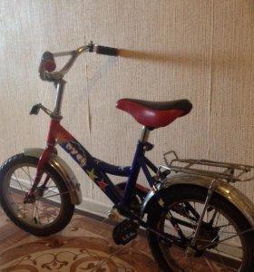 """Велосипед""""Русь"""""""