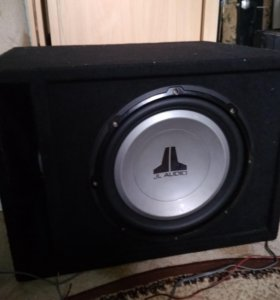 Саб jl audio 12w1v2-4