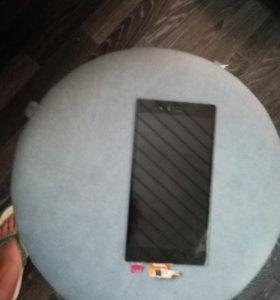 Тачскрин+ дисплей Sony Xperia Z Ultra (C6833)
