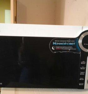 Микроволновая гриль-печь DAEWOO