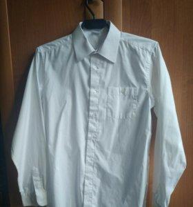 Белая рубашка, размер 36, рост 164-170