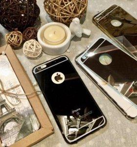 алюминиевый бампер для iPhone 6, 6S