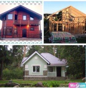 Бригада строителей, строительство, ремонт