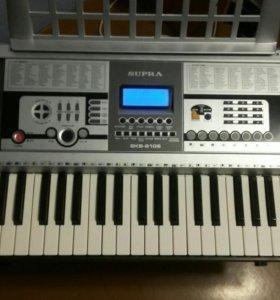 Электронный синтезатор Supra