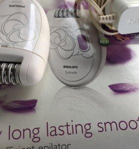 Philips satinelle