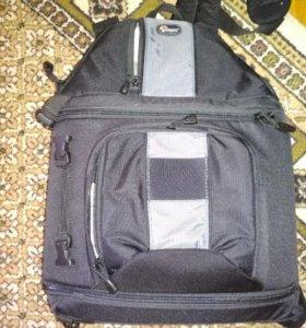 Рюкзак Lowerpro для фотоаппарата