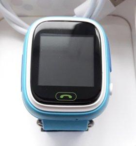 Детские умные часы Wonlex GW100 (на гарантии)