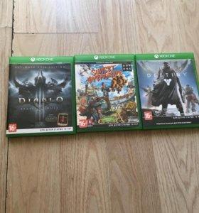 Игры на Xbox One обмен
