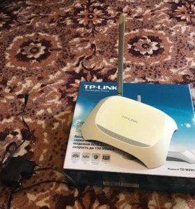Беспроводной маршрутизатор с модемом ADSL