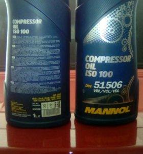 Масло компрессорное MANNOL