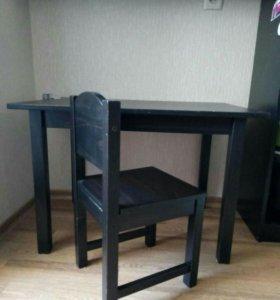 Стол со стульчиком ИКЕА