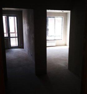 Квартира, 1 комната, 50.9 м²