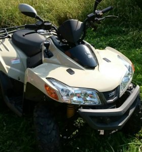 Квадроцикл sym300