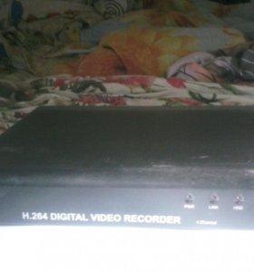 ресивер системы видеоньрлюдения