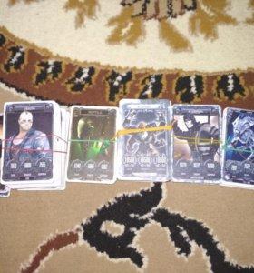 Игровые карты. Draxsus