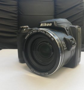 Фотоаппарат Nikon L120
