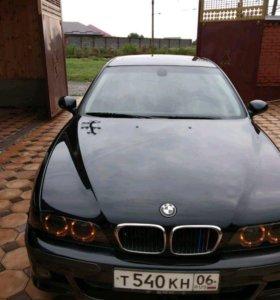 BMW 5 серия, 2001