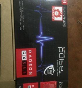 Sapphire Pulse AMD Radeon rx560 4GB