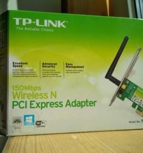 адаптер беспроводной TP-LINK
