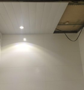 Комплект реечного потолка