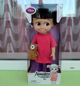 Кукла Бу от Disney Animators