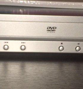 DVD-RW плеер