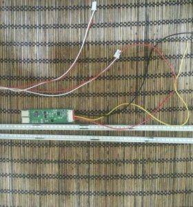 Светодиодная подсветка монитора