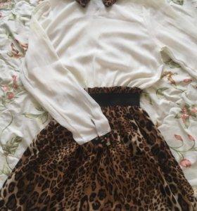 Легкое воздушное платье