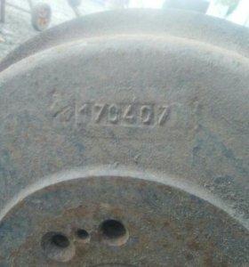 Мост Газ 31105
