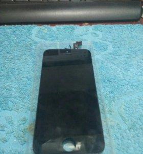 Оригинальный дисплей на iphone 5s/SE