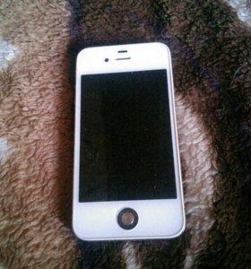 Айфон 4 (раритетный)