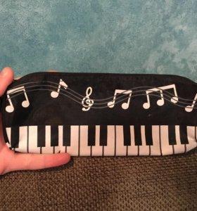 Музыкальный пенал