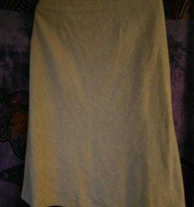 Шерстяная юбка OGGI ULTRA