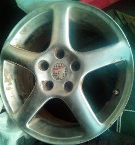 Литые диски R15