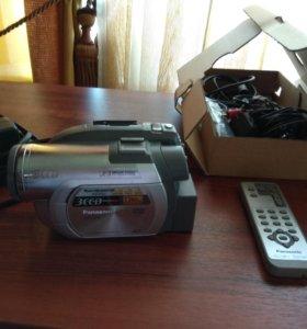 Видеокамера Panasonic vdr-250EE