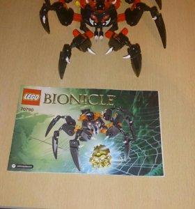 Лего бионикл. Паук