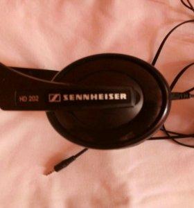 Наушники Sennheiser HD 202