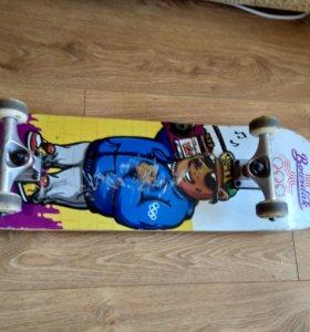 Скейтборд Boardak