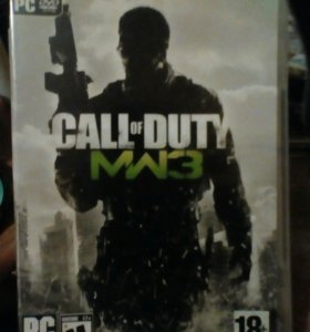 Игра на пк Call of Dute MW3